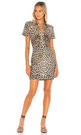 LPA Jacinda Dress in Leopard from Revolve com at Revolve