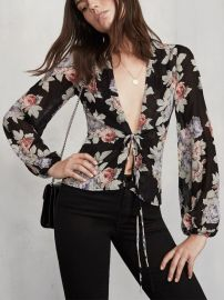 La Cita Top in Lucy at The Reformation