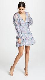 La Maison Talulah Here  amp  Now Mini Dress at Shopbop