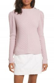 La Vie Rebecca Taylor Ribbed Knit Pullover at Nordstrom
