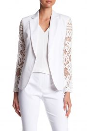 Lace Back Blazer at Nordstrom Rack