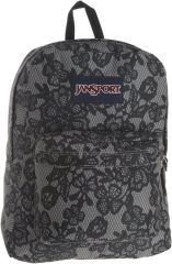 Lace Backpack by Jansport at Amazon