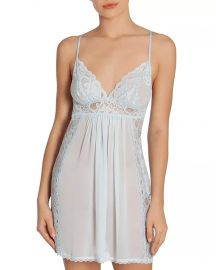 Lace Chemise Nightgown at Bloomingdales