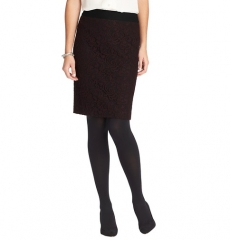 Lace Pencil Skirt at Loft