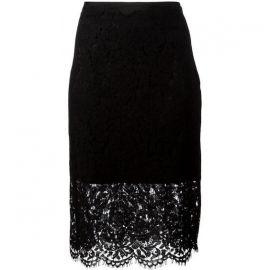 Lace Pencil Skirt at Diane von Furstenberg