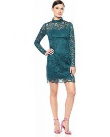 Lace Sheath Dress at Amazon