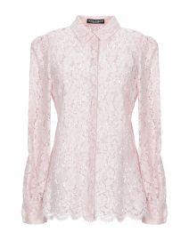 Lace Shirt by Dolce & Gabbana at Yoox