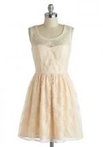 Lace dress at ModCloth at Modcloth