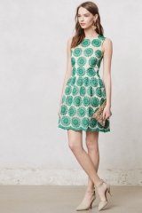 Lacebloom Dress at Anthropologie