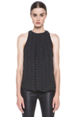 Lacett blouse by ALC at Forward by Elyse Walker