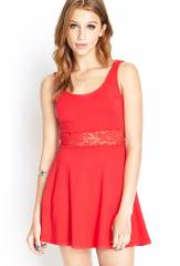 Lady Lace Dress at Forever 21