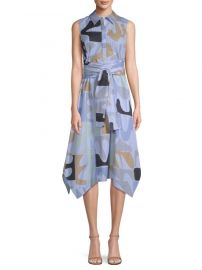 Lafayette 148 New York   Cordelia Cotton Shirt Dress at Saks Fifth Avenue