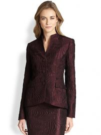 Lafayette 148 New York - Andy Scroll Jacquard Jacket at Saks Fifth Avenue