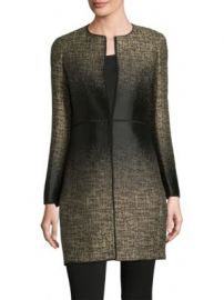 Lafayette 148 New York - Erin Equinox Jacquard Jacket at Saks Fifth Avenue