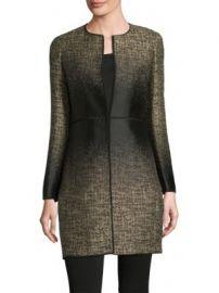 Lafayette 148 New York - Erin Equinox Jacquard Jacket at Saks Fifth Avenue