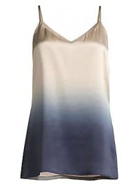 Lafayette 148 New York - Eva Silk Gradient Camisole Top at Saks Fifth Avenue