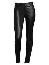 Lafayette 148 New York - Nappa Leather Mercer Pants at Saks Fifth Avenue