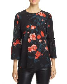 Lafayette 148 New York Roslin Floral Silk Blouse Women - Bloomingdale s at Bloomingdales