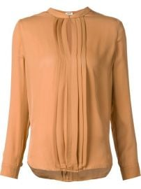 Land39agence Pleated Blouse - Tootsies at Farfetch