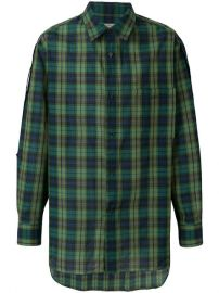 Lanvin Casual Checked Shirt  975 - Buy Online - Mobile Friendly  Fast Delivery  Price at Farfetch