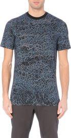 Lanvin Mottled Effect Print Tshirt at Selfridges