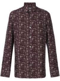 Lanvin Star Print Shirt  865 - Buy Online - Mobile Friendly  Fast Delivery  Price at Farfetch