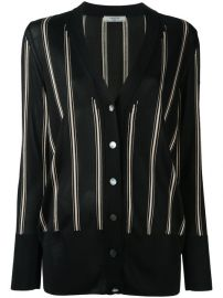 Lanvin Striped Knitted Cardigan  554 - Buy SS17 Online - Fast Delivery  Price at Farfetch