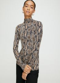Larry Turtleneck Top by Babaton at Aritzia