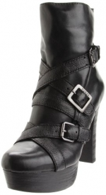 Latrice bootie by Guess at Amazon