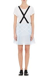 Lattice Suspender Skirt by Band of Outsiders at Barneys Warehouse