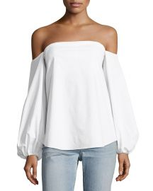 Laureema Off-the-Shoulder Top at Last Call