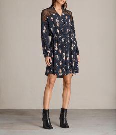 Laya Meadow Dress at All Saints