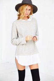 Layered Tunic Top at Urban Outfitters