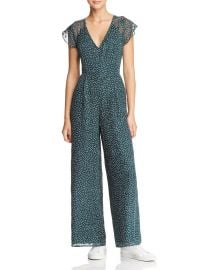 Layla Wide-Leg Jumpsuit at Bloomingdales