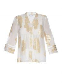 Layla blouse by Diane von Furstenberg at Matches