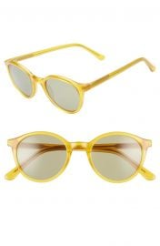 Layton 48mm Round Sunglasses at Nordstrom