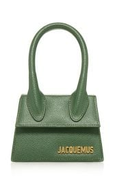 Le Chiquito Mini Leather Bag by Jacquemus at Moda Operandi