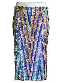 Le Superbe - Liza Sequin Midi Skirt at Saks Fifth Avenue