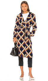 Le Superbe Amanbaugh Coat in Multi from Revolve com at Revolve