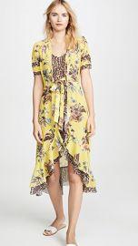 Le Superbe Safari Wrap Dress at Shopbop