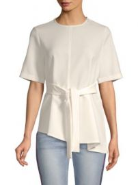 Lea Viola Asymmetrical Top at Saks Off 5th