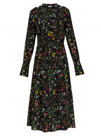 League floral-print silk dress by Altuzarra at Matches
