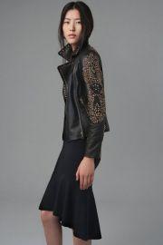Leather Jacket by Zara at Zara