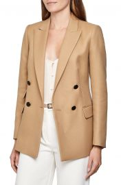 Ledbury Double Breasted Wool Blend Jacket at Nordstrom