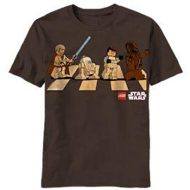 Lego Star Wars Tee at Think Geek