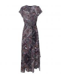 Leila Scarf Dress by All Saints at Yoox
