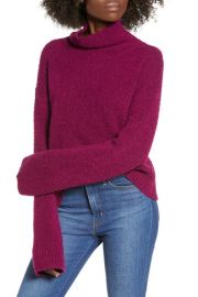 Leith Boucle Sweater at Nordstrom Rack