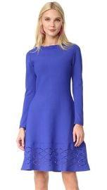 Lela Rose Full Skirt Dress at Shopbop