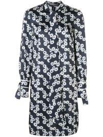 Lela Rose Short Printed Dress - Farfetch at Farfetch