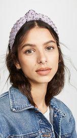 Lele Sadoughi Crystal Headband at Shopbop
